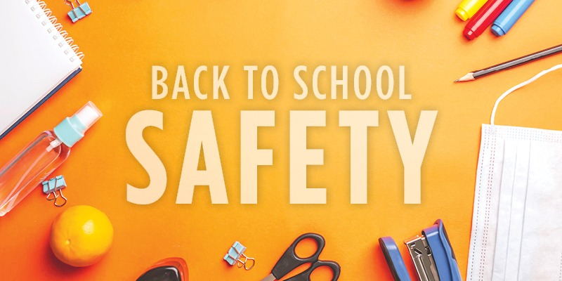 Keeping Your Kids Safe as They Head Back to School