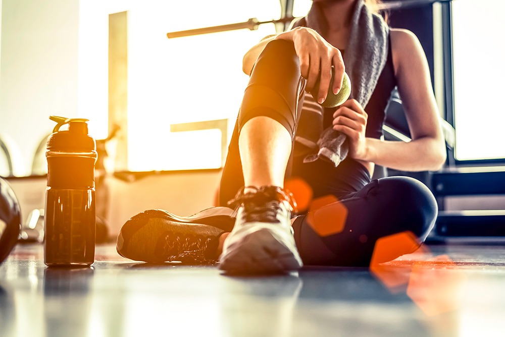 Exercise and Eat Well