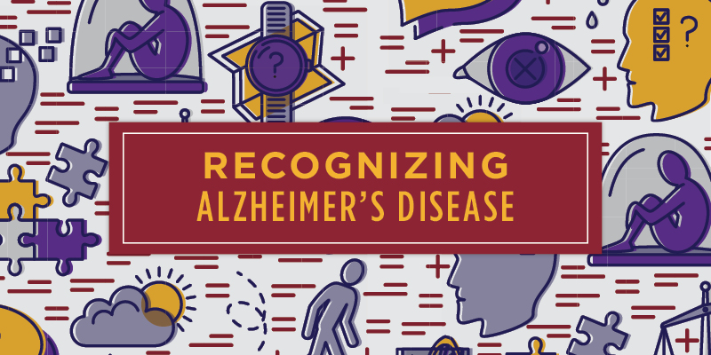 Recognizing Alzheimers