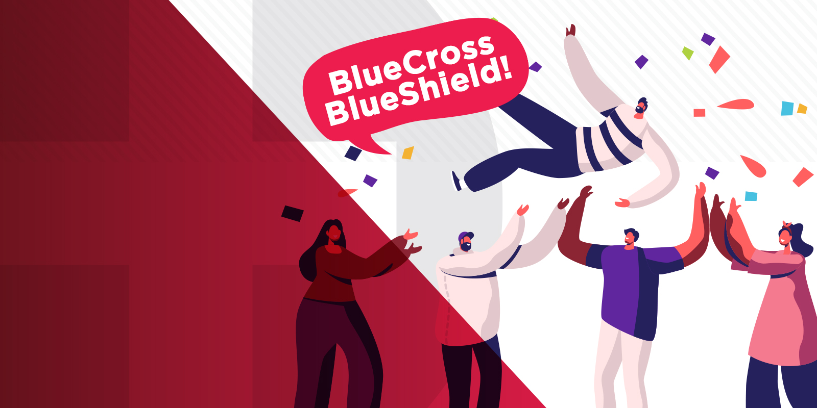 in-network with BlueCross BlueShield