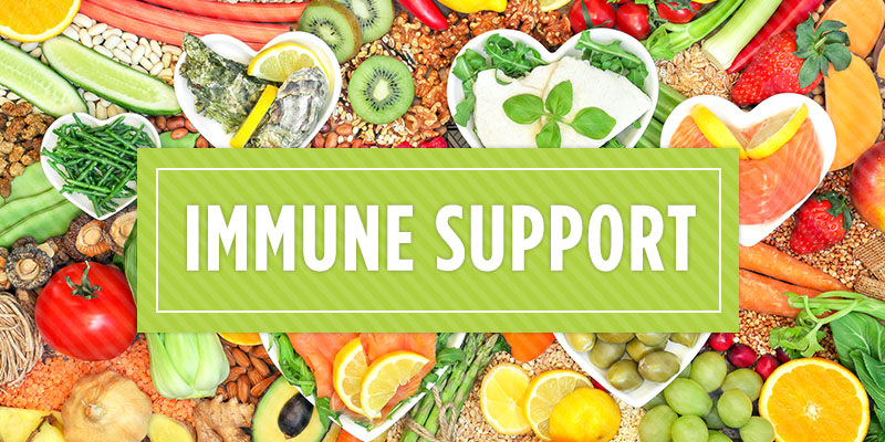 Immune Support to Keep you Healthy This Winter