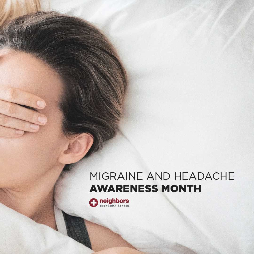 Migraine Month Awareness Month