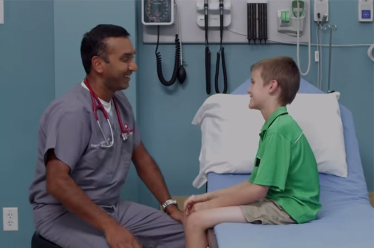 "Neighbors Emergency Center ""Like Family"" Commercial"
