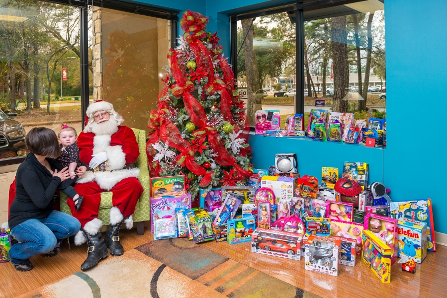 Kingwood Toy Drive 2014